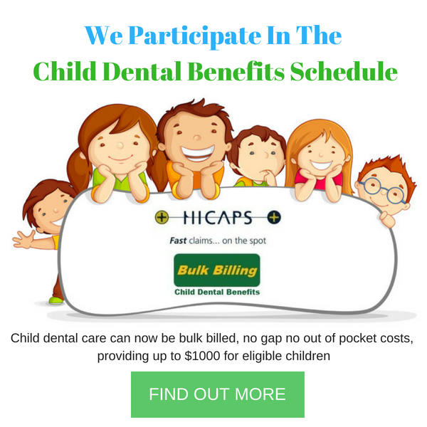 bulk billed children's dental