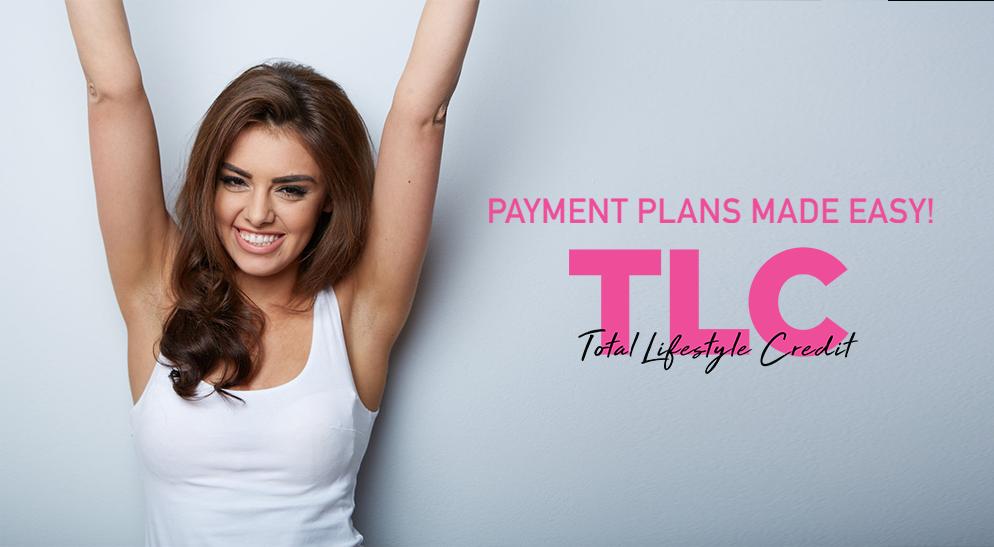 TLC dental loan